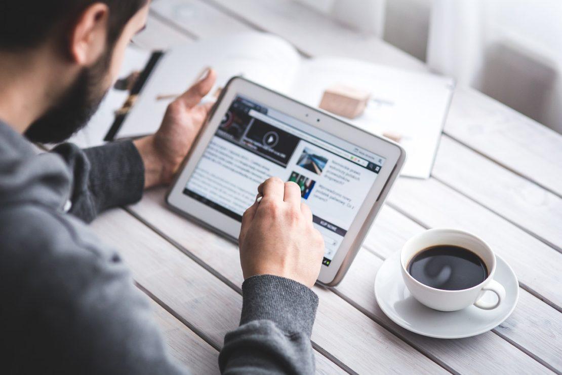 Prowadzenie bloga internetowego